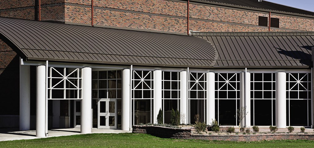 Architectural metal roof system from Butler